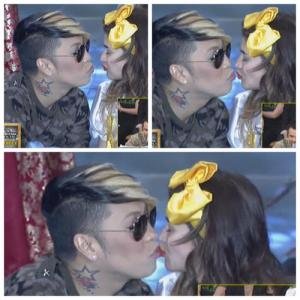 Vice Ganda and Anne Curtis